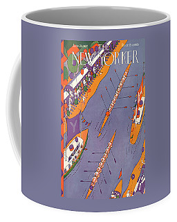 New Yorker June 25th, 1927 Coffee Mug