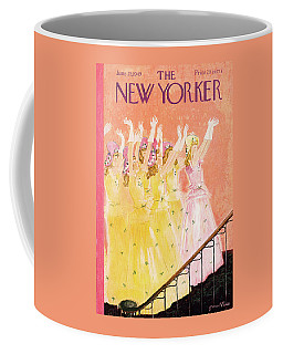 New Yorker June 25th, 1949 Coffee Mug