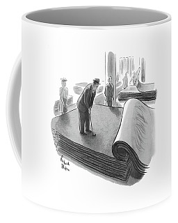 New Yorker June 25th, 1955 Coffee Mug