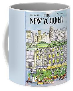 New Yorker June 25th, 1984 Coffee Mug