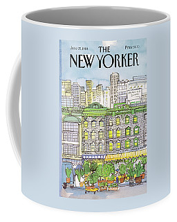 New Yorker June 25th, 1984 Coffee Mug