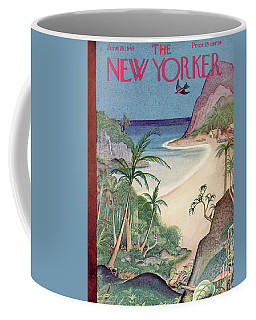 New Yorker June 26th, 1943 Coffee Mug