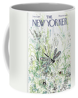 New Yorker June 27th, 1970 Coffee Mug