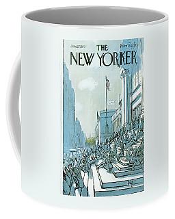 New Yorker June 27th, 1977 Coffee Mug