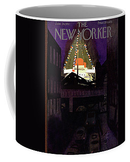 New Yorker June 28th, 1952 Coffee Mug