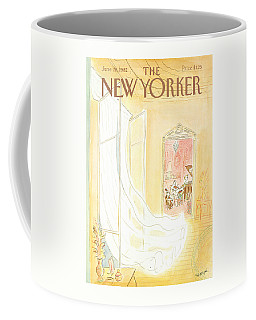 New Yorker June 28th, 1982 Coffee Mug