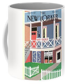 New Yorker June 29th, 1987 Coffee Mug