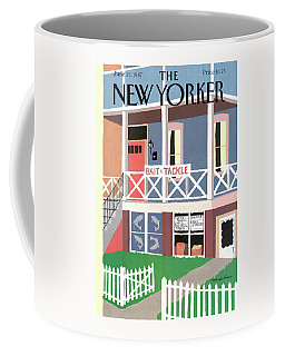 New Yorker June 29th, 1987 Coffee Mug