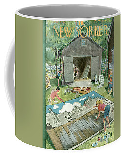 New Yorker June 2nd, 1951 Coffee Mug