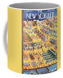 New Yorker June 2nd, 1962 Coffee Mug