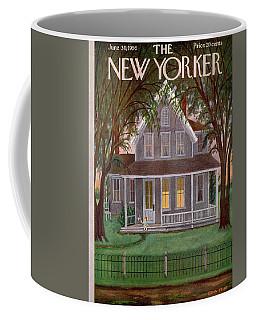 New Yorker June 30th, 1956 Coffee Mug