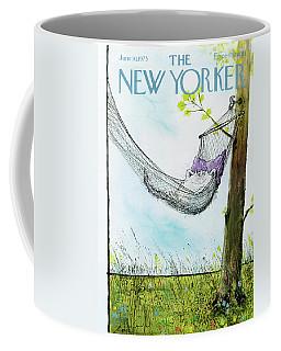 New Yorker June 30th, 1975 Coffee Mug