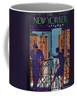 New Yorker June 3rd, 1933 Coffee Mug
