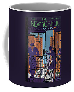New Yorker June 3rd, 1933 Coffee Mug