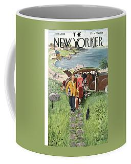 New Yorker June 3rd, 1950 Coffee Mug