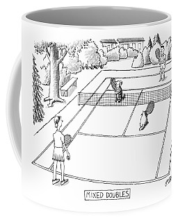 New Yorker June 3rd, 1991 Coffee Mug