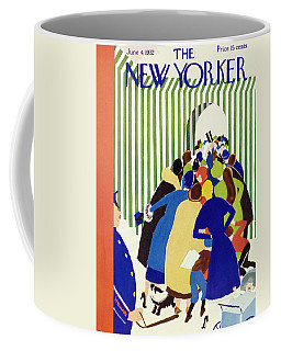 New Yorker June 4 1932 Coffee Mug