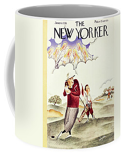 New Yorker June 6 1936 Coffee Mug