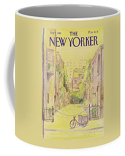 New Yorker June 7th, 1982 Coffee Mug