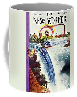 New Yorker June 8 1935 Coffee Mug
