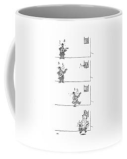 New Yorker June 8th, 1987 Coffee Mug
