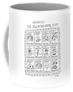 New Yorker June 8th, 1998 Coffee Mug