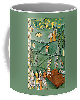 New Yorker June 9th, 1928 Coffee Mug
