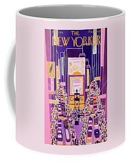 New Yorker March 10th, 1928 Coffee Mug