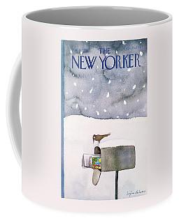 New Yorker March 10th, 1980 Coffee Mug