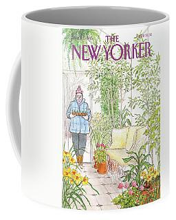New Yorker March 11th, 1985 Coffee Mug