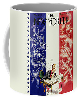 New Yorker March 13 1937 Coffee Mug