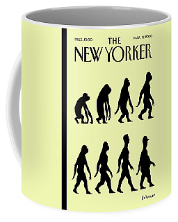 New Yorker March 13th, 2000 Coffee Mug