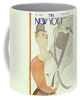 New Yorker March 14 1931 Coffee Mug