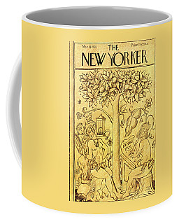 New Yorker March 14 1936 Coffee Mug