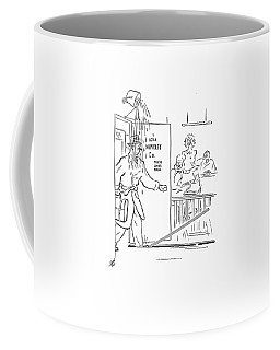 New Yorker March 15th, 1941 Coffee Mug