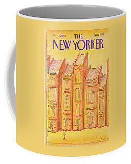 New Yorker March 15th, 1982 Coffee Mug