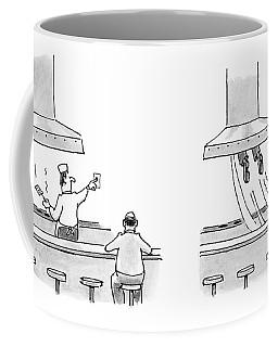 New Yorker March 15th, 1999 Coffee Mug