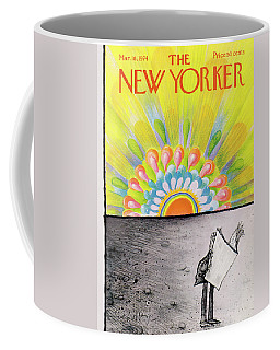 New Yorker March 18th, 1974 Coffee Mug