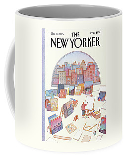 New Yorker March 18th, 1985 Coffee Mug