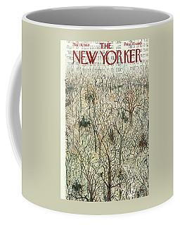 New Yorker March 19th, 1960 Coffee Mug