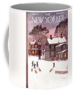 New Yorker March 1st, 1952 Coffee Mug