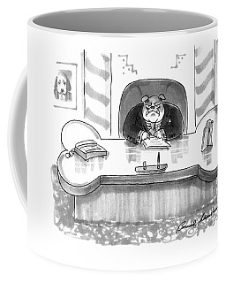New Yorker March 1st, 1993 Coffee Mug