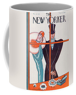 New Yorker March 20th, 1926 Coffee Mug