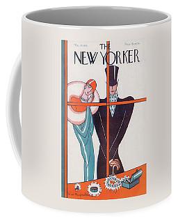 New Yorker March 20th, 1926 Coffee Mug
