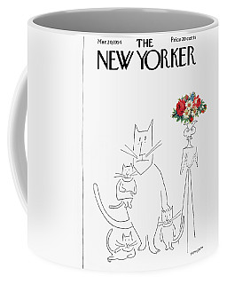 New Yorker March 20th, 1954 Coffee Mug