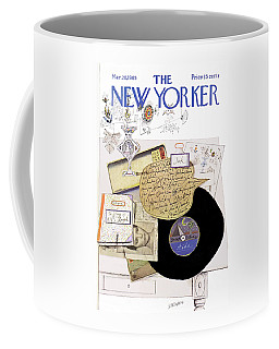 New Yorker March 20th, 1965 Coffee Mug