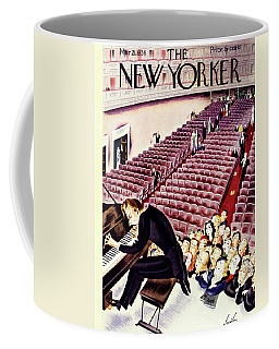 New Yorker March 21 1936 Coffee Mug