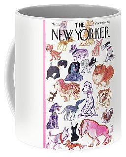 New Yorker March 21st, 1970 Coffee Mug