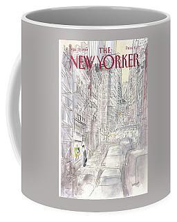 New Yorker March 21st, 1988 Coffee Mug