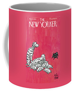 New Yorker March 23rd, 1935 Coffee Mug
